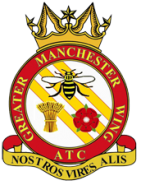Greater Manchester Wing Crest